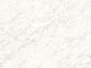 Pavimento/rivestimento in ceramica tecnica effetto marmo per interni ed esterni VEINED WHITE