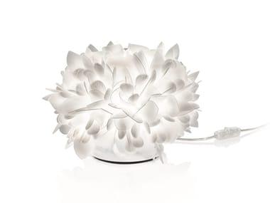 Lampe de table LED en Opalflex® VELI FOLIAGE | Lampe de table