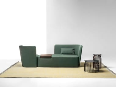 Modular leisure sofa VELOUR | Modular sofa