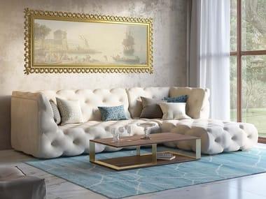 Divani Classici In Stile.Divani In Tessuto Stile Classico Con Chaise Longue Archiproducts