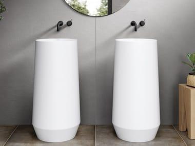 Freestanding round Dolotek© washbasin VENET   Freestanding washbasin