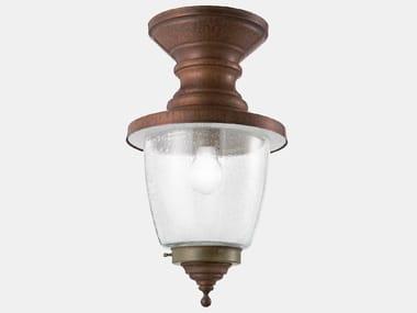 Lampada da soffitto per esterno in metallo VENEZIA 248.03.ORT