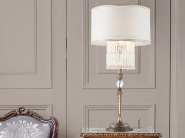 Table lamp with crystals VENEZIA 4820 | Table lamp
