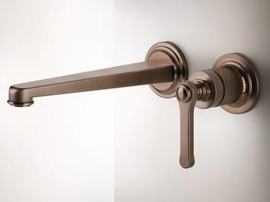 2 hole wall-mounted metal bathtub mixer VENTI20 | 2 hole bathtub mixer