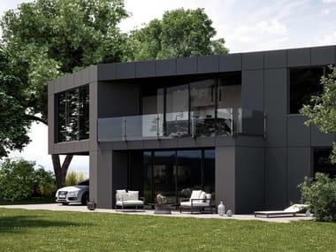 Lapitec® Ventilated facade MERIDIO | Ventilated facade