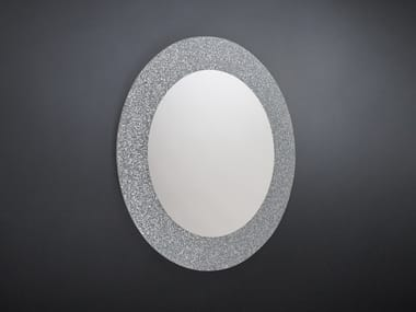 Round wall-mounted mirror VENUS
