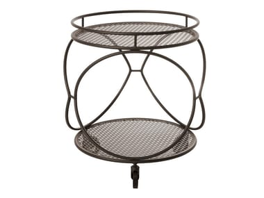 Steel garden trolley VERA | Food trolley