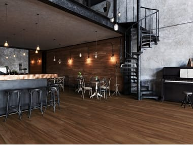 Porcelain stoneware wall/floor tiles with wood effect VERITY