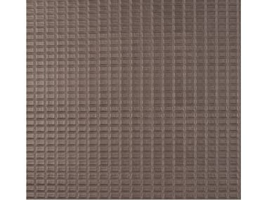 High resistance upholstery fabric with graphic pattern VERSATIL