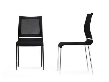 Mesh chair VERSO | Chair