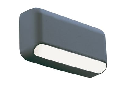 Segnapasso a LED a parete in alluminio per esterni VEYRON 99224