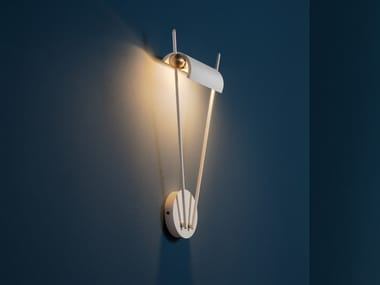 LED adjustable wall lamp VI. W