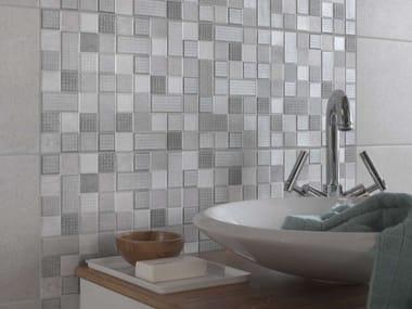 Mosaico in ceramica a pasta bianca VIBRATO | Mosaico