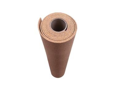 Cork thermal insulation felt / sound insulation felt VICORK C61