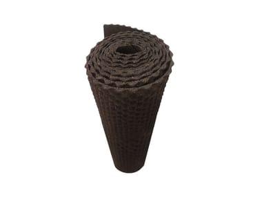 Cork thermal insulation felt / sound insulation felt VICORK U31