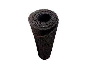 Cork thermal insulation felt / sound insulation felt VICORK U34
