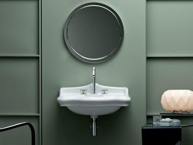 Wall Mounted Ceramic Washbasin VICTORIAN STYLE | Wall Mounted Washbasin