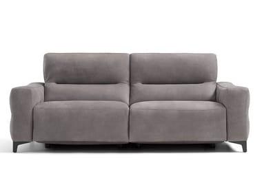 Divano reclinabile a 3 posti VILLAGE | Divano a 3 posti