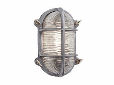 Iron wall lamp BULKHEAD OVAL   Iron wall lamp