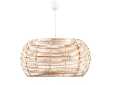 Rattan lampshade VINTAGE | Lampshade