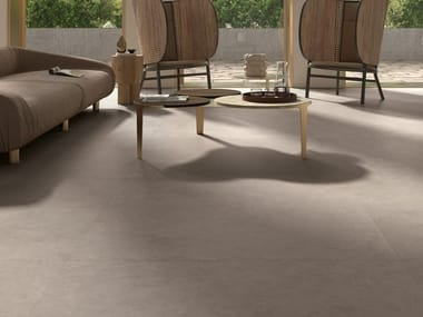 Full-body porcelain stoneware wall/floor tiles VIS TP