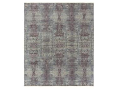 Handmade custom rug VISUAL MM 136