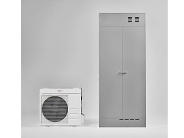 Heat pump VITOCAL 100-A KIT COMPACT
