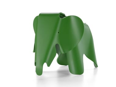 Polypropylene game VITRA -  EAMES ELEPHANT SMALL PALM GREEN