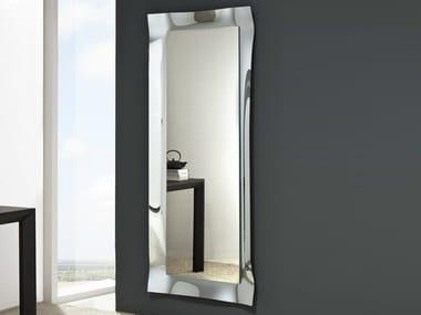 Wall-mounted rectangular mirror VIVA | Rectangular mirror