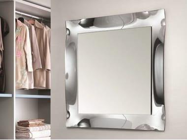 Specchio a parete FARFALLE By RIFLESSI