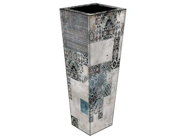 Vaso in fibra di vetro VM-01F