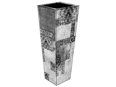 Vaso in fibra di vetro VM-02F
