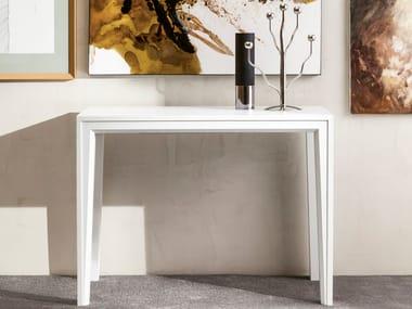 Extending rectangular console table VOILA'