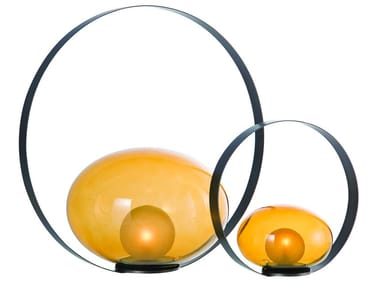 Murano glass table lamp VOILA