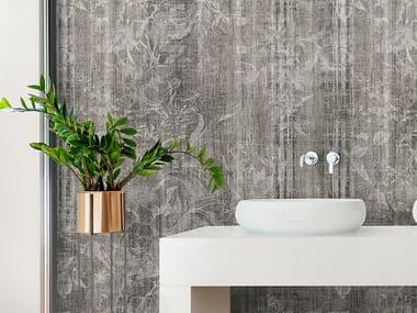 Papel de parede ecológico lavável livre de PVC VOILES