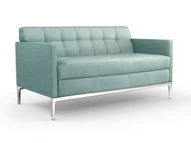 2 seater tufted sofa VOLAGE EX-S SLIM | Sofa