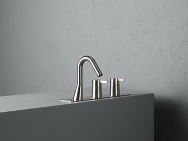 Recessed bathtub mixer VOLCANO 36 62