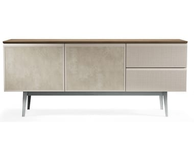 Sideboard with doors and drawers VOLTAIRE