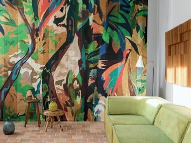 Panoramic vinyl wallpaper VOLVER - BÉGUR