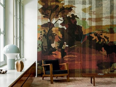 Panoramic vinyl wallpaper VOLVER - CORDOBA