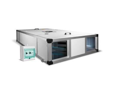 Heat exchanger VORT NRG EVO 500