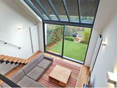Tenda per finestre da tetto in tessuto per esterni VZ800-ZIP