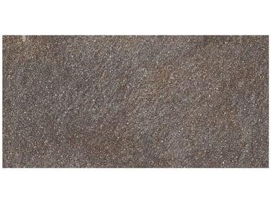 Pavimento per esterni antiscivolo in gres porcellanato WALK   Rosso
