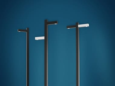 Aluminium garden lamp post WALKING | Garden lamp post