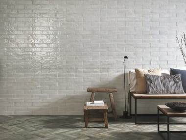 Porcelain stoneware wall/floor tiles with brick effect BROOKLYN | Wall/floor tiles