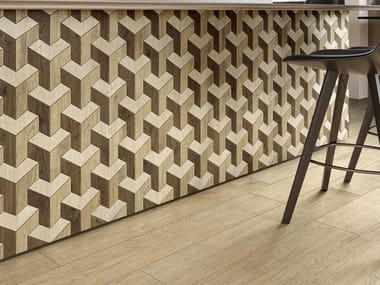 Wall/floor tiles with wood effect SOUL | Wall/floor tiles