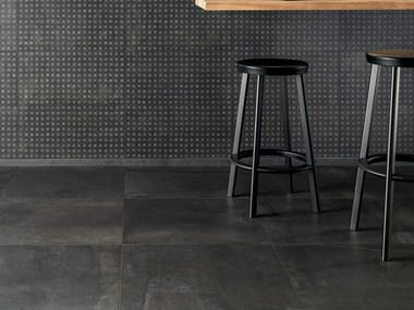 Porcelain stoneware wall/floor tiles with stone effect BITS&PIECES | Wall/floor tiles with stone effect