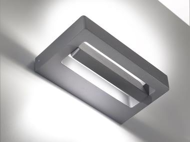 Lampada da parete per esterno a LED orientabile in alluminio STOLA | Lampada da parete per esterno