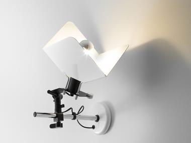 LED iron wall lamp TRIEDRO   Wall lamp