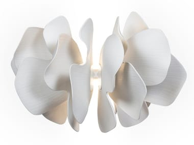 Handmade porcelain wall lamp NIGHTBLOOM | Wall lamp